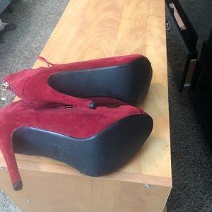 Dollhouse Shoes - DOLLHOUSE HEELS